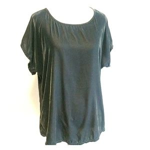 Dolan Left Coast Collection gray casual top Large